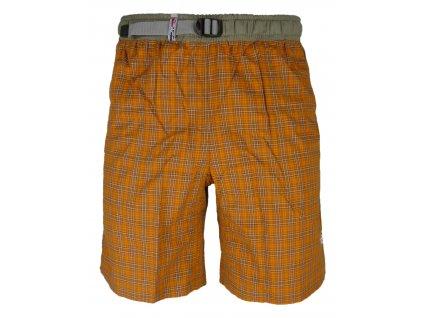 Kraťasy Rejoice - Moth Shorts (oranžové) (Velikost XS)