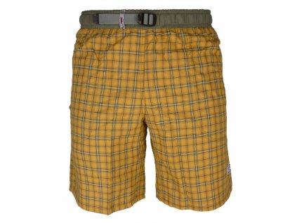 Kraťasy Rejoice - Moth Shorts (žluté) (Velikost XS)