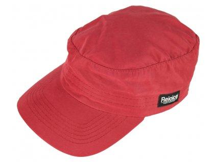 Kšiltovka Rejoice - Castro (červená) (Velikost XL)
