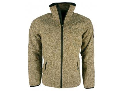 Pánská softshellová bunda Rejoice - Arum (hnědá) (Velikost XXL)