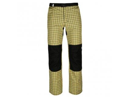 Pánské kalhoty Rejoice - Hemp (žluto-černé) (Velikost XS)