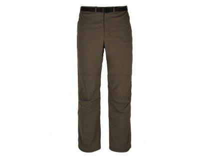 Pánské kalhoty Rejoice - Hemp Stretch (hnědé) (Velikost XXXL)