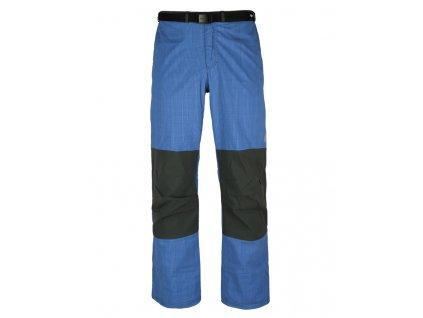 Pánské kalhoty Rejoice - Hemp Stretch (modro-šedé) (Velikost XXXL)
