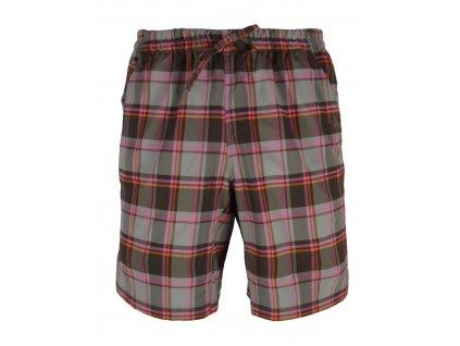 Pánské šortky Rejoice - Fenikl (červeno-hnědé) (Velikost XXL) 5a4f508d33