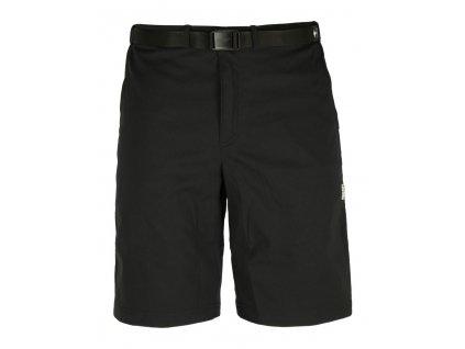 Pánské šortky Rejoice - Hemp Shorts (černé) (Velikost XXXL)