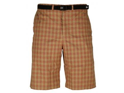 Pánské šortky Rejoice - Hemp Shorts (oranžové) (Velikost XL)