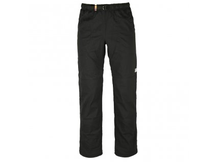Strečové kalhoty Rejoice - Moth (černé) (Velikost XXXL)