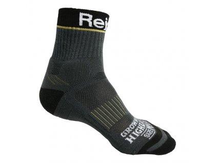 Unisex outdoorové ponožky Rejoice - Borago (Velikost XXL)