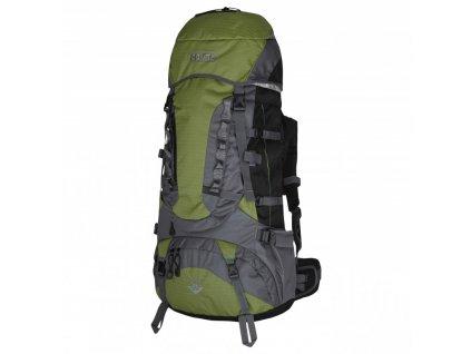 Batoh Prima - Trekker 55 (zelený)