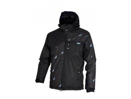 Pánská zimní bunda Woox - Murus bloox