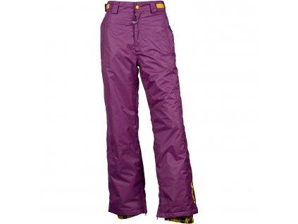 Dámské zimní kalhoty Woox - Panto Blue