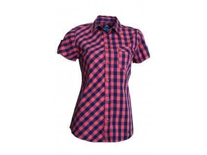 Dámská košile Woox - Vivid Shirt Pink