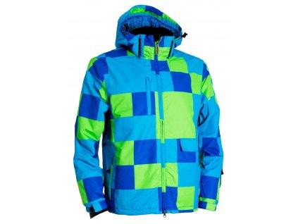 Pánská zimní bunda Woox - Labyrinth Mens´ Jacket