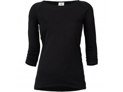 Dámské triko Woox - Ellen long black