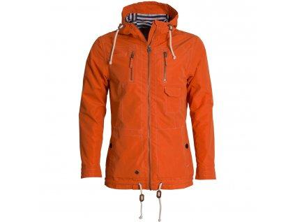 Pánská bunda Woox - Drizzle Jacket Men´s Orange