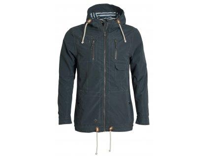 Pánská bunda Woox - Drizzle Jacket Men´s Grey