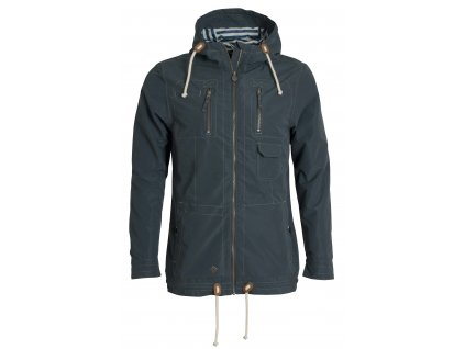 Pánská bunda Woox - Drizzle Jacket Men´s Grey