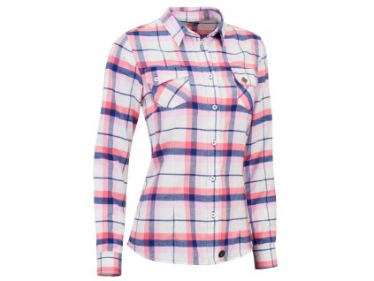 Dámská košile Woox - Flannel Ladies´ Light