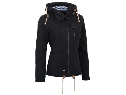 Dámská  bunda Woox - Drizzle Jacket Ladies´ Dark
