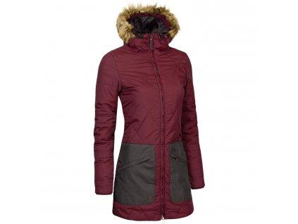 Dámský kabát Woox - Pinna Pluma Chica