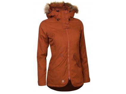 Dámský kabát Woox - Lanula Ginger Chica