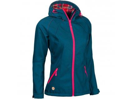 Dámský softshellový kabát Woox - Mollis Concha Sport Chica
