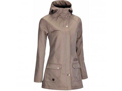 Dámský kabát Woox - Sand Zone Ladies´ Parka Jacket