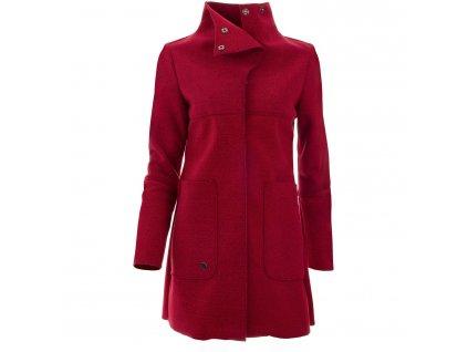 Dámský kabátek Woox - Vellon Concha Red Chica
