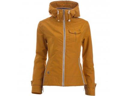 Dámská bunda Woox - Ventus Urban Inca Gold