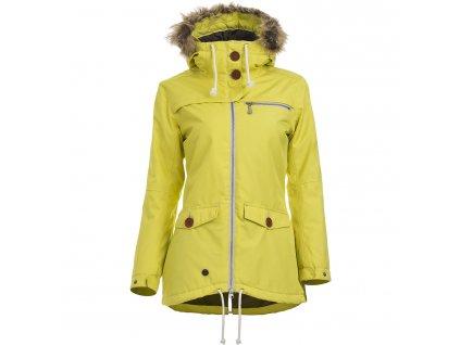 Dámská zimní bunda Woox - Lanula Celery Chica