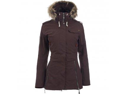 Dámská zimní bunda Woox - Lanula Chicory Chica