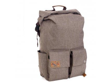 Batoh Woox - Marrom Bag - šedý