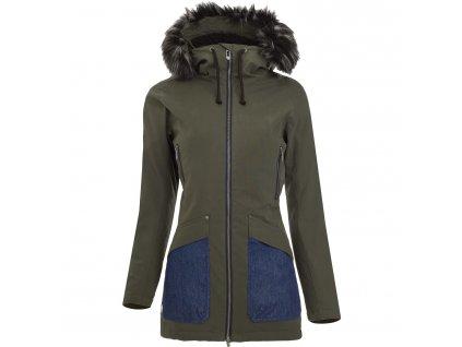 Dámská zimní bunda Woox - Pinna Rosin Chica