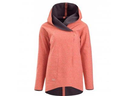 Softshellový kabát Coacta Cinnamonea