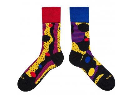 Ponožky Soccus Gaudium Luteus