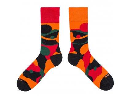 Ponožky Soccus Orbis Terra