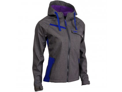 Carmen Ladies´ Softshell Melange