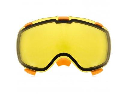 Vitrum Yellow/Orange Pins