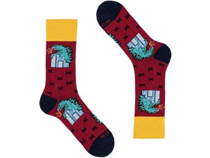 Ponožky Soccus Lacertus