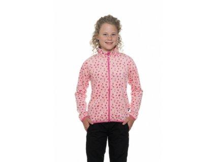 SAM 73 Dívčí mikina - fleece