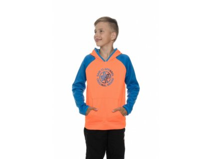 SAM 73 Chlapecká mikina BM 512 179 Oranžová neon
