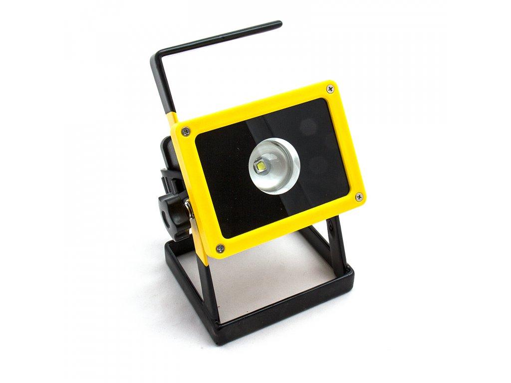 Přenosný světlomet Boruit RJ-2136 (1000 lm) - funkce power banky