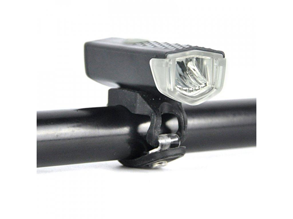Svítilna na kolo Raypal 2255 (180 lm) - nabíjení přes USB