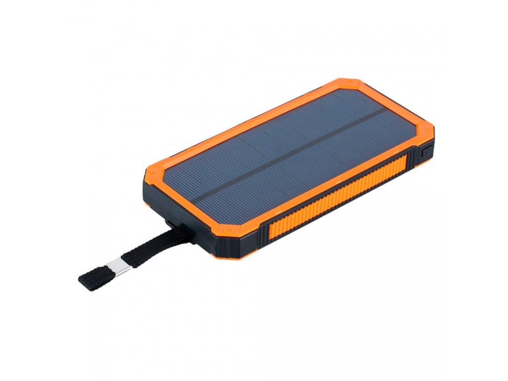 Powerbanka Suaoki WP10 - 10,000 mAh, voděodolná IP67, LED světlo, 2x USB