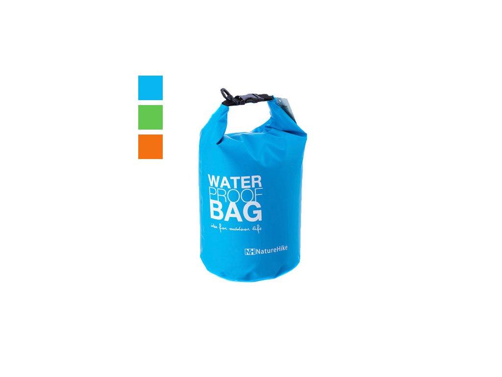 Vodotěsný vak NatureHike BG-2L - 2l