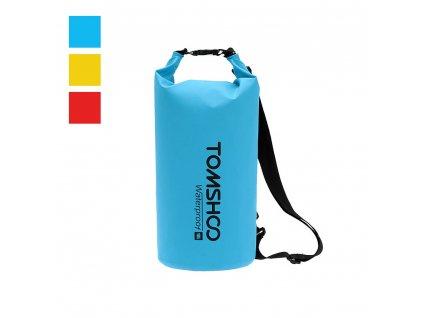 Vodotěsný vak Tomshoo BG-10-20L