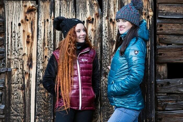 Zimowe kurtki puchowe: Co sprawia, że materiały sztuczne są lepsze?