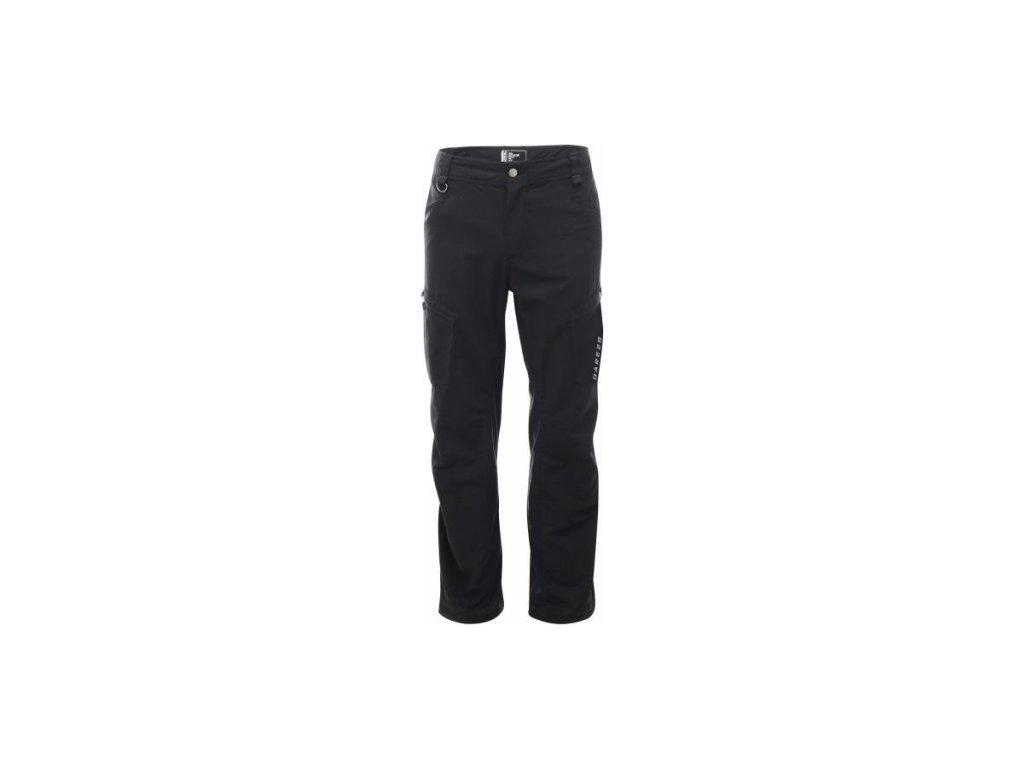Męskie spodnie sportowe Dare2B DMJ334R TUNID IN TROUSER Czarni kolor