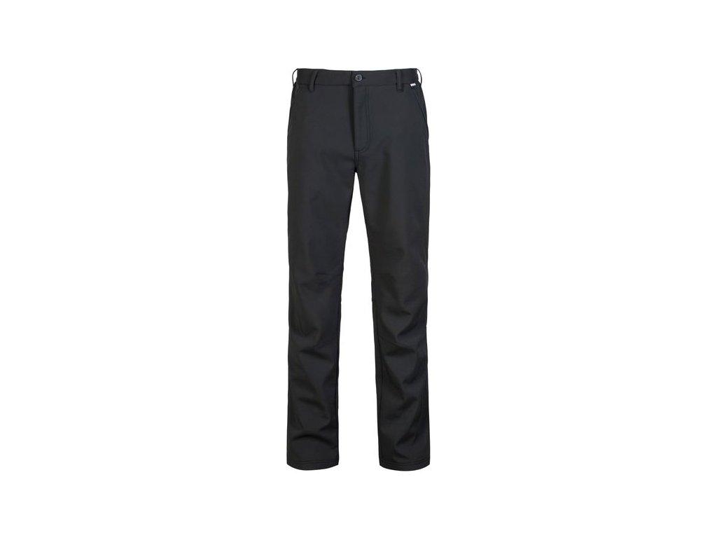 Męskie spodnie Regatta RMJ189R FENTON czarne