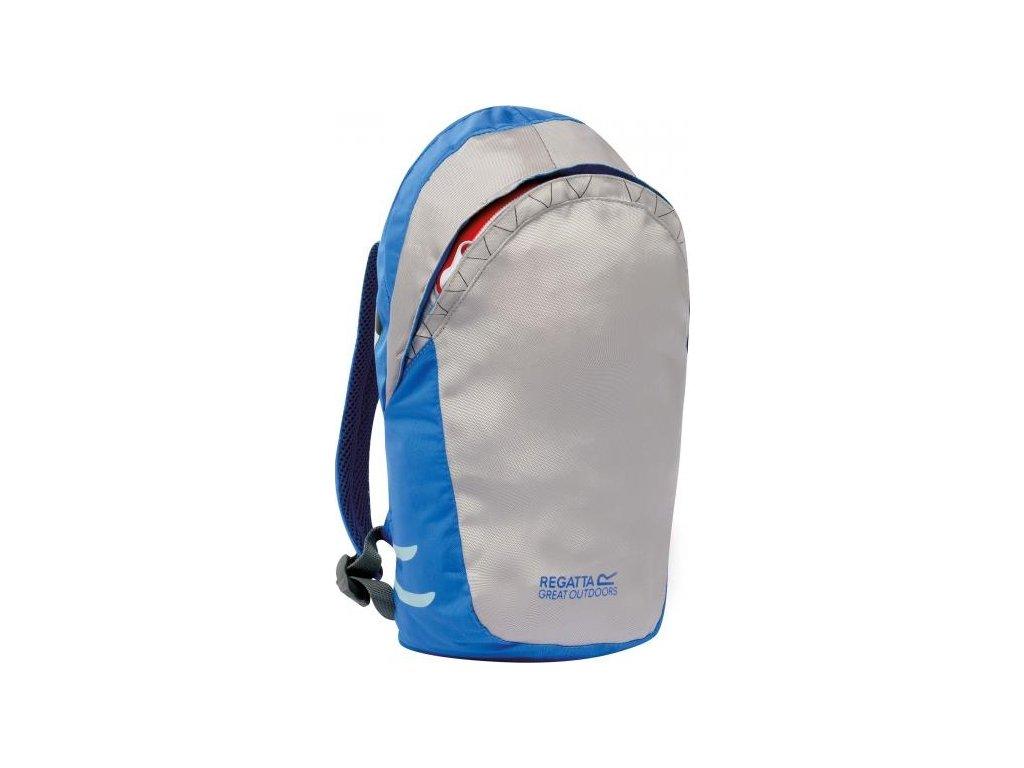 Plecak dziecięcy Regatta EK013 ZEPHYR DAYPACK Rekin Niebieski
